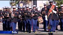 11th annual Veterans Day Parade honors military service.
