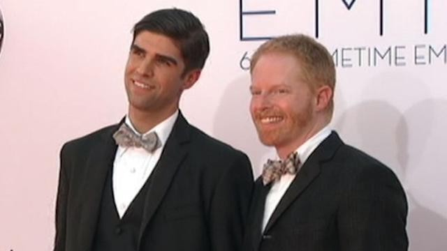 'Modern Family' Star Jesse Tyler Ferguson Gets Hitched