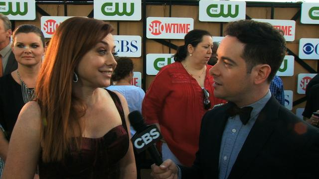 Red Carpet: Interview with How I Met Your Mother star, Alyson Hannigan