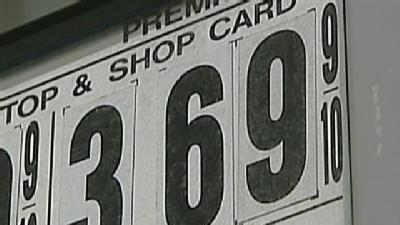 Gas Prices Going Up For Holiday