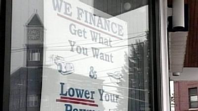 Mortgage Rates Fuel Financing Boom