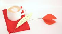 Mother's Day DIY Folded Tulip Cards