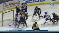 Brenden Morrow buries one in traffic