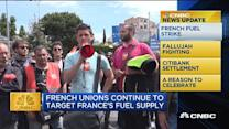 CNBC update: French fuel strike