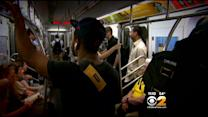 Data Shows Spike In Gun Arrests On The Subway