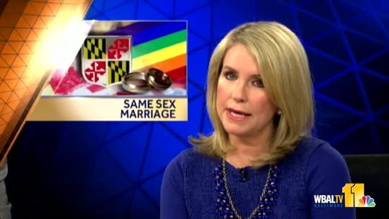 Rev. Al Sharpton joins same sex marriage debate