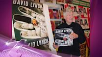 Entertainment News Pop: David Lynch Displays Guitar Skills on Second Album