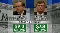 Fannie, Freddie execs received big bonuses in bailout