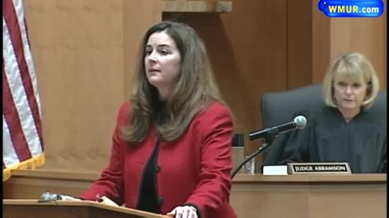 Raw Video: State's closing argument in Myles Webster trial, Part 1
