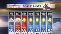 2NEWS Midday Forecast