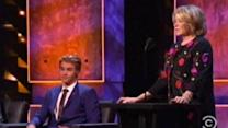 Martha Stewart Offers Prison Advice To Justin Bieber At Roast