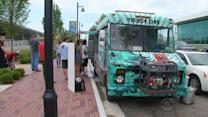 Are food trucks disrupting the restaurant business?
