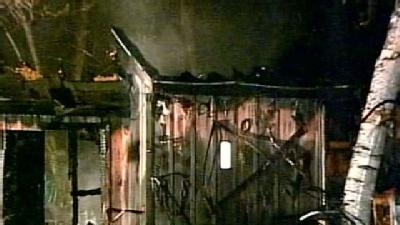 Cause Of Barn Fire Under Investigation