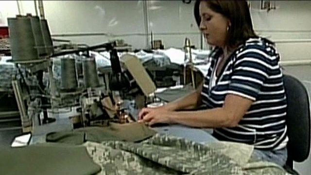 Plant workers lose jobs to federal inmates