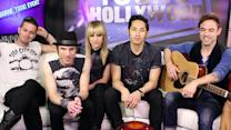 The Airborne Toxic Event's Impromptu 'Friends' Song