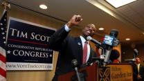 Can The Lone Black Republican in Congress Fix The GOP's Diversity Problem?