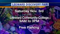 Leeward Community College throws Discovery Fair