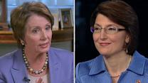 White House, Pelosi can't agree on spending problem