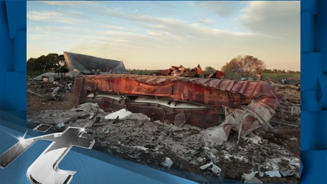 Domestic Breaking News: Chemical That Sparked Deadly Texas Explosion Found Across U.S