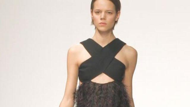 Style.com Fashion Shows - Narciso Rodriguez: Fall 2008 Ready-to-Wear