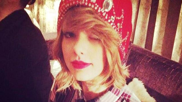 Taylor Swift Reveals Inspiration For Short NewHaircut