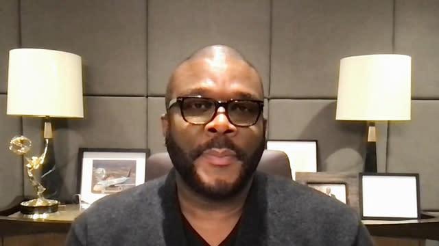 Tyler Perry talks BET special on COVID-19 vaccine, vaccine hesitancy in Black community