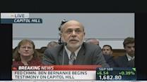 Bernanke testifies on U.S. economy