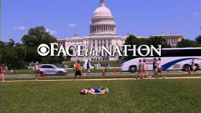 Open: This is Face the Nation, June 9