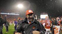 "RADIO: Dabo Swinney says 4-0 Clemson is ""far from perfect"""