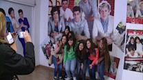 One Direction abre su primera tienda en Barcelona