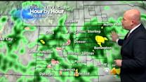 Tuesday PM Forecast: Flash Flood Watch Until 9 PM