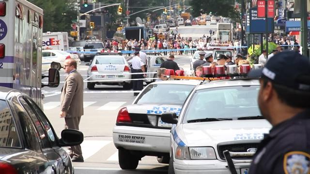 Empire State Building shooting aftermath account