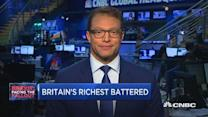 Britain's richest battered