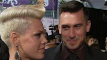 Pink Discusses Her 'Most Challenging' Performance On The 2012 American Music Awards
