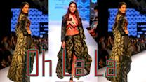 We bet you have never seen this effortless ramp walk ever!
