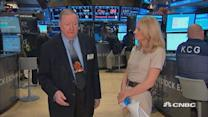 Cashin: Things seem to have calmed down geopolitically