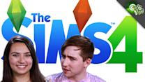 The Sims 4 GAMEPLAY HANDS-ON! Build Mode, Create-A-Sim and More - Rev3Games
