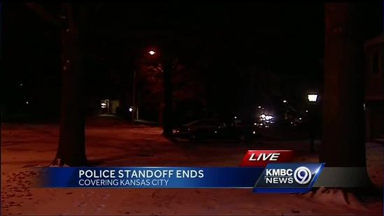 Man's body found in home following police standoff