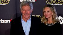 Harrison Ford said he was distracted when flew close to jet