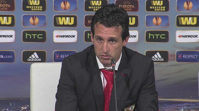 Emery on important 'Euroderby' win over Real Betis