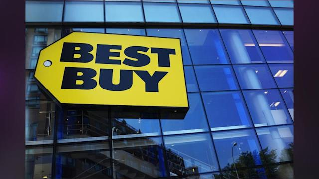 Best Buy Could Climb Higher If CEO Joly Lives Up To Hype
