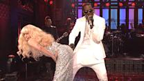 Lady Gaga Twerks in Sexy R. Kelly Do What U Want Performance on SNL!