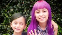 Candy-Colored Hair: It's a Tween Thing