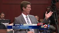 Witness talks about what she heard before Trayvon Martin shooting