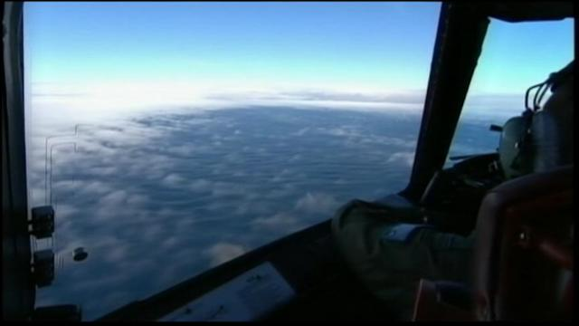 Missing Plane: Possible Debris Spotted in New Search Area