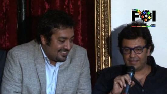 Anurag Kashyap Announces His New Film 'Ugly'
