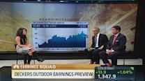 Earnings Squad: DECK, ESRX & OUTR