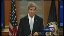 Sec. of State Kerry announces Russ Feingold as envoy to Africa