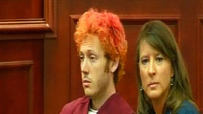 Raw Video: First look at Colo. Shooting suspect