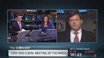 Icahn and Cook: Meeting of the minds